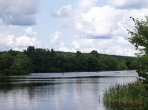 Hopedale Pond