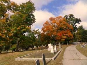 Cemetery, Mendon, MA