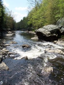 Blackstone River Gorge, Blackstone