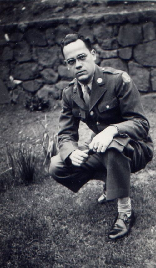 Don in uniform