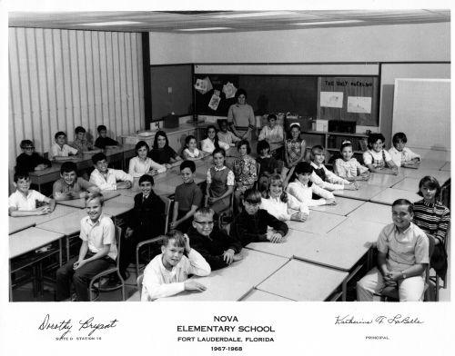 NOva elementary 6th grade
