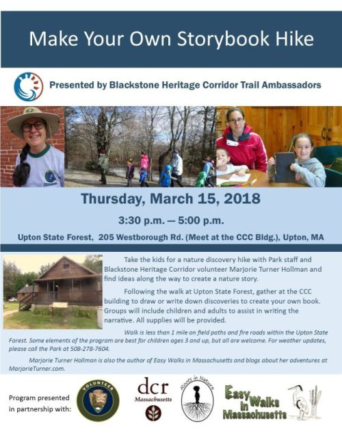 BHC_Trail Ambassadors_Story Book Hike March 2018 UPton Final