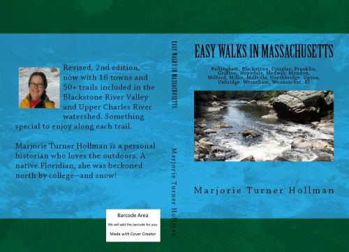2nd ed easy walks in MA cover photo