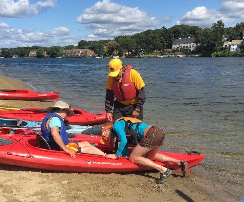 worcester kayaks